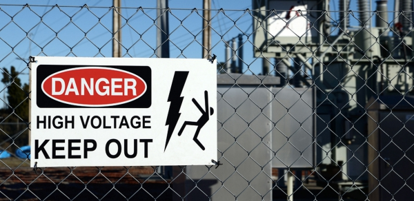 High Voltage Demonstration