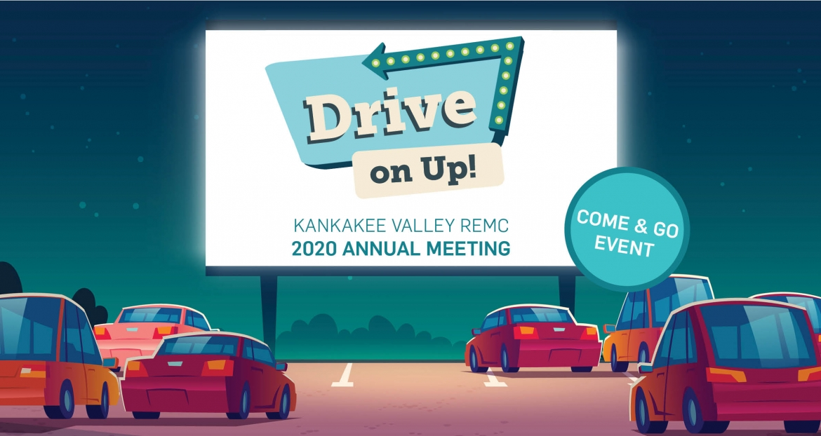 Drive On Up To This Years Annual Meeting