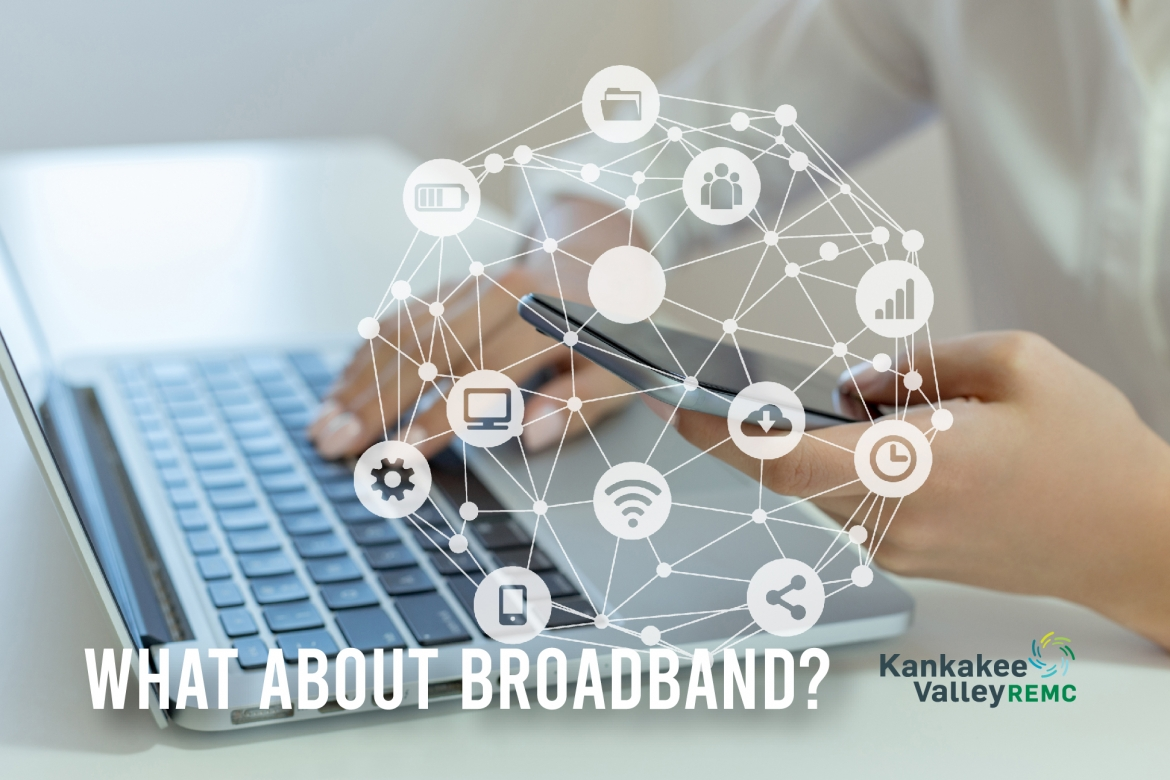 Broadband-A message from our CEO